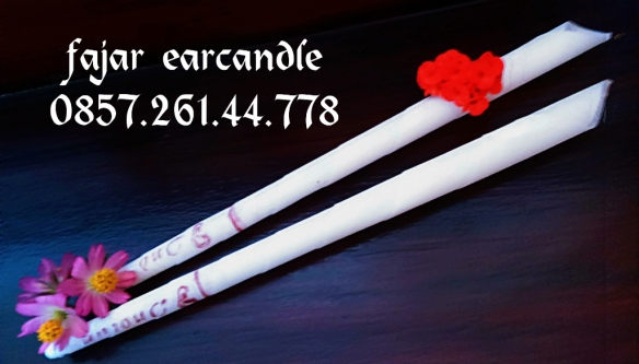 fajar ear candle 085726144778
